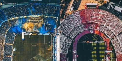 Los sancionados y lesionados para el partido de vuelta entre River y Boca en el Monumental