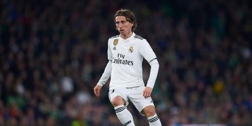 Luka Modric sigue cosechando trofeos