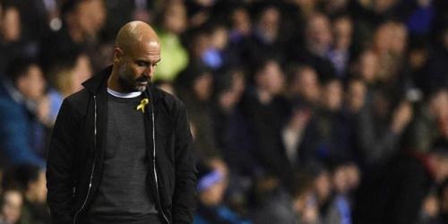 Manchester City eliminado de la FA Cup