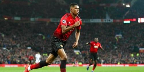 Manchester United derrota al Leicester y se mete en pelea por cupo de Champions League