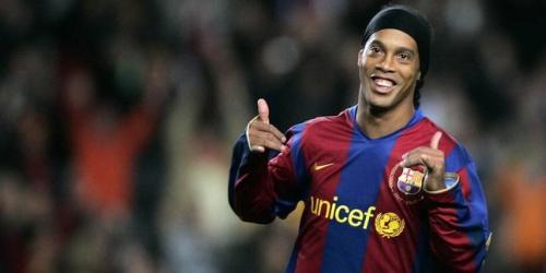 Manchester United pudo haberse quedado con Ronaldinho