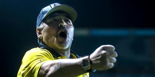 Maradona culpa a Macri por los incidentes en el River-Boca