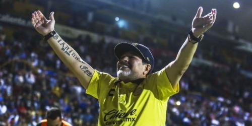 """Maradona """"Scaloni no tiene la culpa de estar ahí, pero el problema es que se crea técnico"""""""