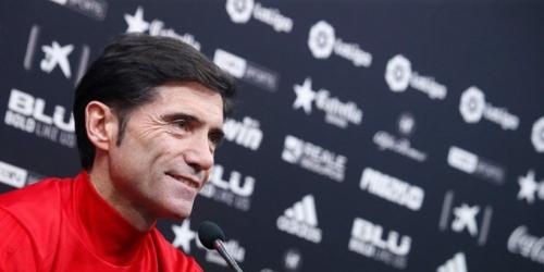 """Marcelino: """"Hemos convertido a Ter Stegen en el mejor jugador del Barcelona"""""""