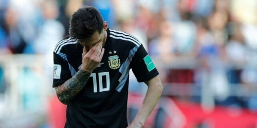 "(VIDEO) Messi: ""Me duele haber errado el penalti"""