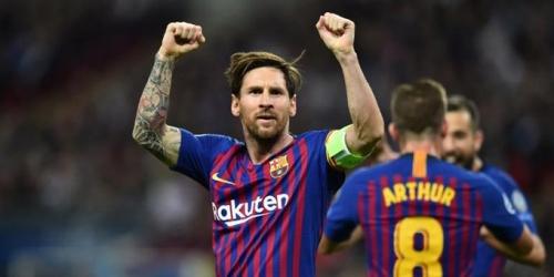 Messi no entraría en los planes del FC Barcelona a futuro