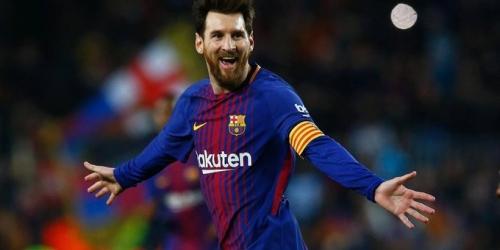 Messi quiere a Griezmann en el Barcelona