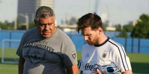 """""""Messi volverá a la Selección"""""""