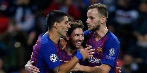 Messi y Kane una batalla de gigantes