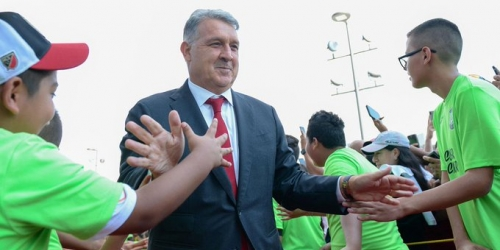 México y Venezuela se verán las caras el próximo 5 de junio