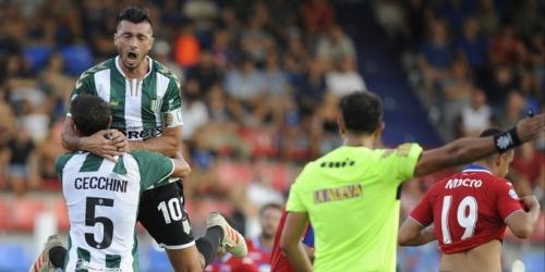 Muchos goles en el empate entre Tigre y Banfield