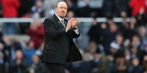 Newcastle no quiere dejar ir a Benítez y le ofrece 120 millones
