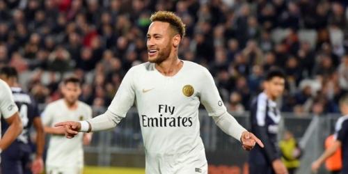 Neymar deja abierta la posibilidad de jugar en Inglaterra