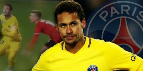 Neymar desmiente sobre su fichaje al Real Madrid