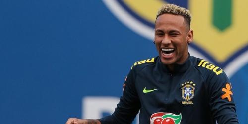 "Neymar: ""Estoy bien"""