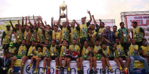 (OFICIAL) Guastatoya nuevo campeón de Guatemala