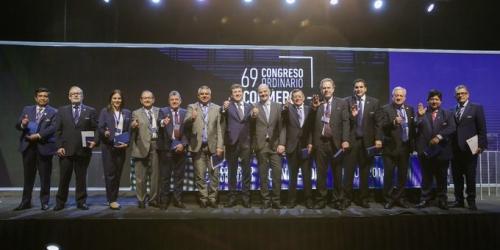 (OFICIAL) Alejandro Dominguez reelecto como presidente de la Conmebol