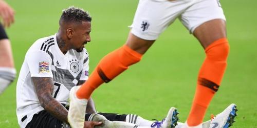 (OFICIAL) Alemania tiene a su primera baja para el próximo encuentro contra Francia