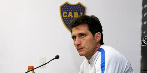 (OFICIAL) Alineación de Boca Juniors contra River Plate