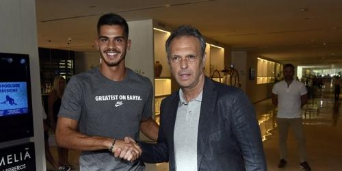 (OFICIAL) André Silva nuevo jugador del Sevilla FC
