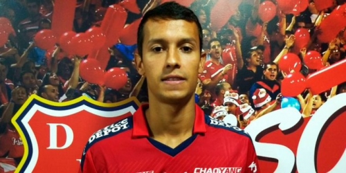 (OFICIAL) Andrés Ricaurte es el nuevo refuerzo de Independiente Medellín