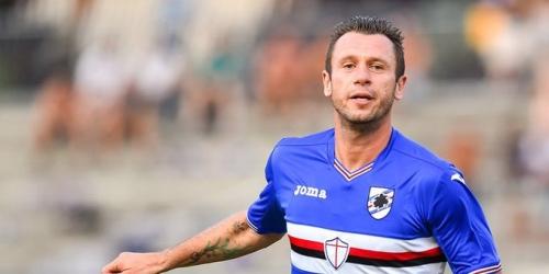 (OFICIAL) Antonio Cassano quiere volver a jugar