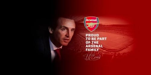 (OFICIAL) Arsenal confirma a Unai Emery como su nuevo director técnico