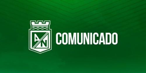 (OFICIAL) Atlético Nacional ya tiene su primer refuerzo