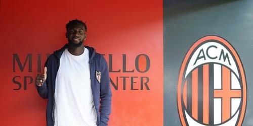 (OFICIAL) Babayoko jugará en el AC Milan