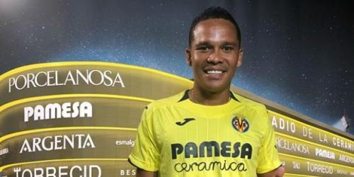 (OFICIAL) Bacca regresa al Villarreal