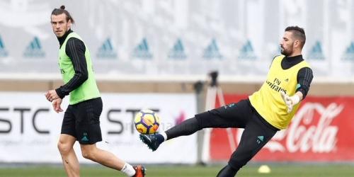 (OFICIAL) Bale no jugará con Gáles ni ante Las Palmas