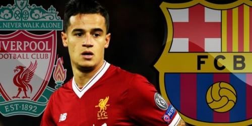 (OFICIAL) Barcelona baja la cabeza por Philippe Coutinho