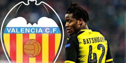(OFICIAL) Batshuayi nuevo jugador del Valencia