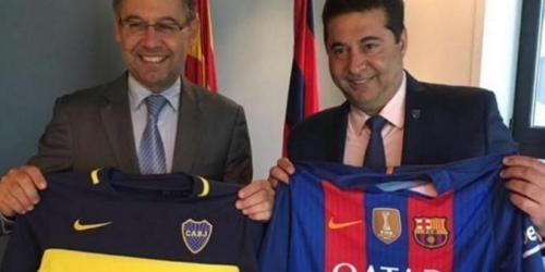 (OFICIAL) Boca Juniors disputará el Trofeo Joan Gamper