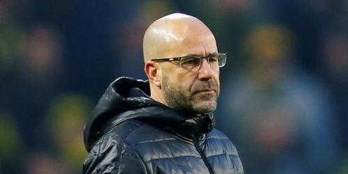 (OFICIAL) Borussia Dortmund destituye a Peter Bosz