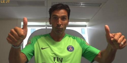 (OFICIAL) Buffon es el nuevo portero del Paris Saint-Germain