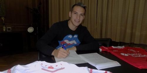 (OFICIAL) Carlos Auzqui a Huracán