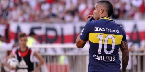 (OFICIAL) Carlos Tévez vuelve a Boca Juniors