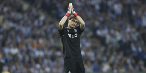 (OFICIAL) Casillas un año más con el Porto