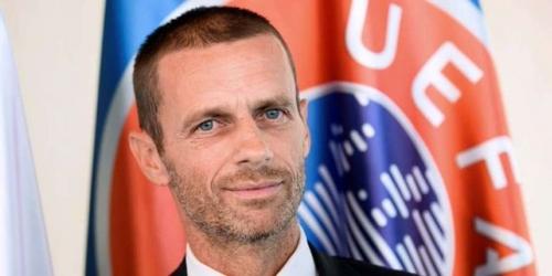 (OFICIAL) Ceferin es reelegido presidente de la UEFA por un periodo más