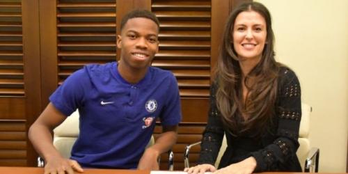 (OFICIAL) Charly Musonda renueva con el Chelsea hasta el 2022