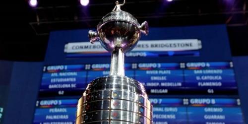 (OFICIAL) Conoce la pelota con la que se jugará la Copa Libertadores