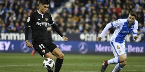 (OFICIAL) Correa duda ante el Manchester United