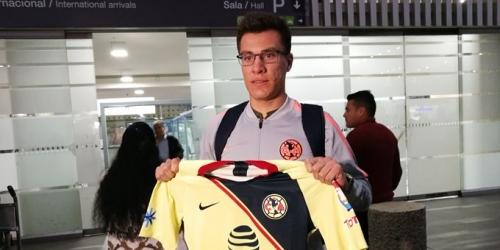 (OFICIAL) Cristian Insaurralde arribó a México para unirse al América