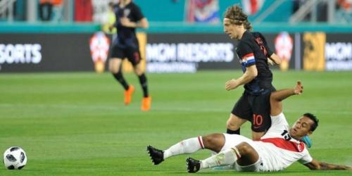 (OFICIAL) Croacia jugará sin Modrić ante México