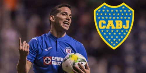 (OFICIAL) Cruz Azul aceptó propuesta de Boca Juniors