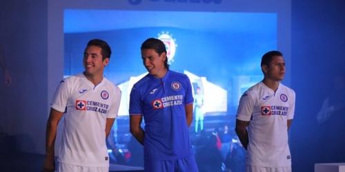 (OFICIAL) Cruz Azul presenta su nueva piel