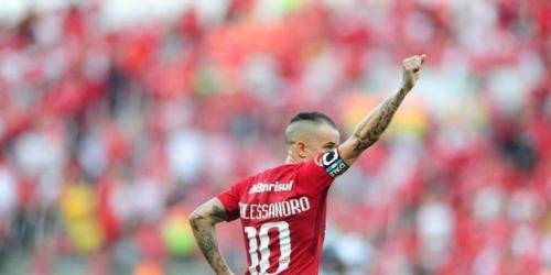 (OFICIAL) De la mano de Andrés D'Alessandro, Internacional de Porto Alegre ascendió a Primera
