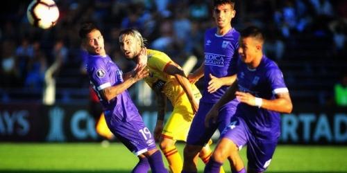 (OFICIAL) Defensor Sporting gana en mesa a Barcelona
