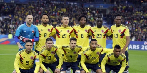 (OFICIAL) Definidos los 23 convocados de Colombia para el Mundial